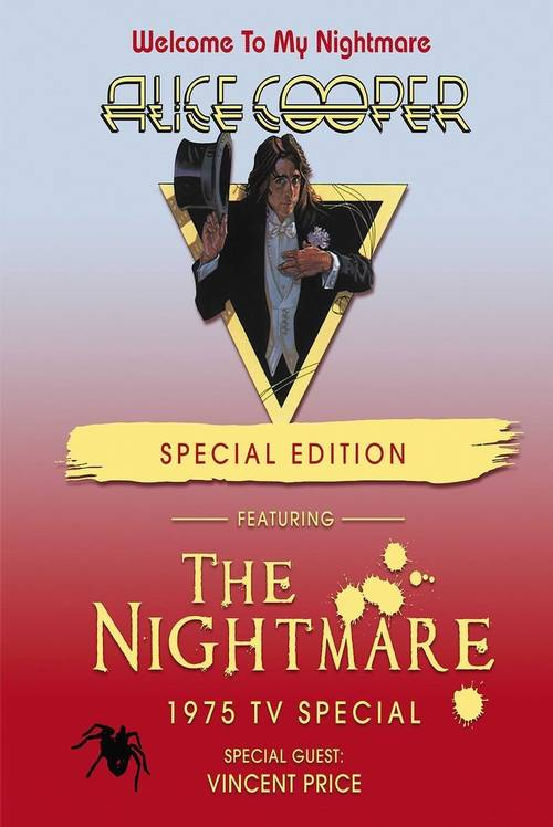 Welcome To My Nightmare [Special Edition DVD]
