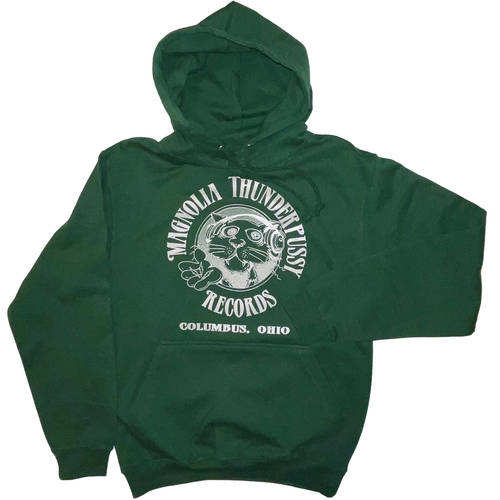 Magnolia Thunderpussy - Green Hoodie (S)