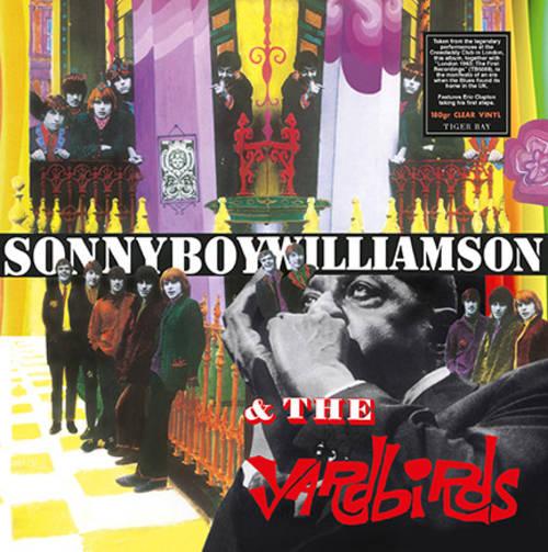Sonny Boy Williamson & The Yardbirds - Sonny Boy Williamson & The Yardbirds - Clear Vinyl
