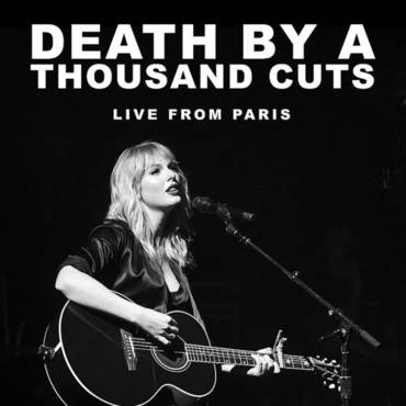 Death By A Thousand Cuts (Live From Paris) - Single
