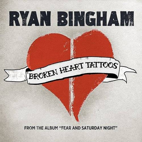 Broken Heart Tattoos - Single