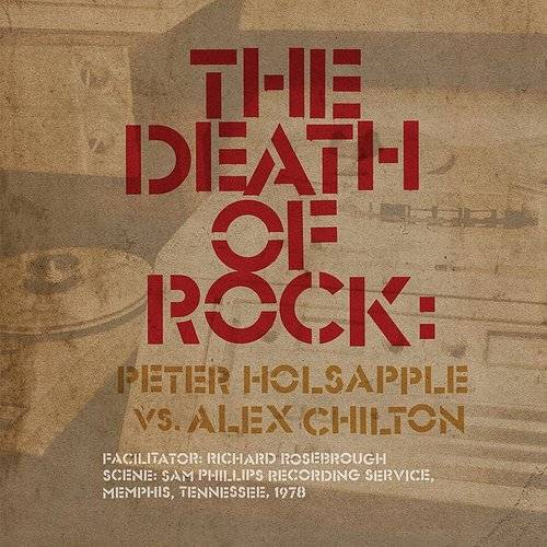 The Death Of Rock - Single