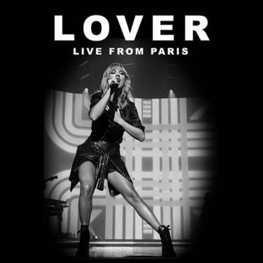 Lover (Live From Paris) - Single