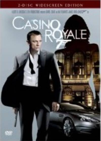 Craig/Green/Dench/Wright - Casino Royale (2006)