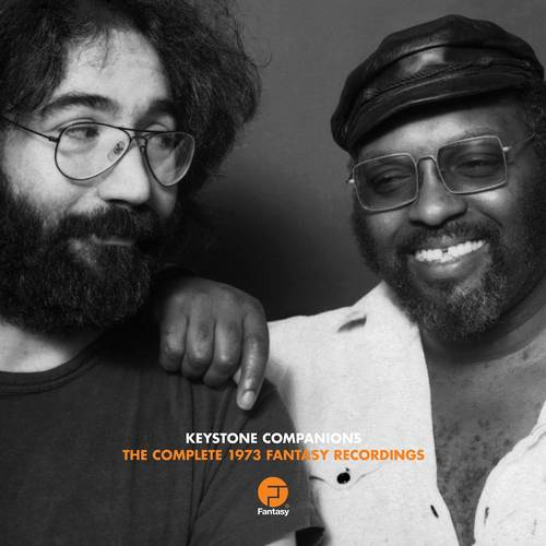 Keystone Companions: The Complete Fantasy Recordings Of Merl Saunders [6 LP]