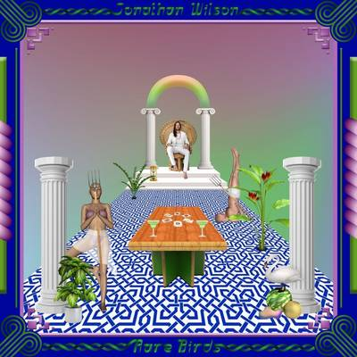 Jonathan Wilson - Rare Birds [Indie Exclusive Limited Edition Gold LP]