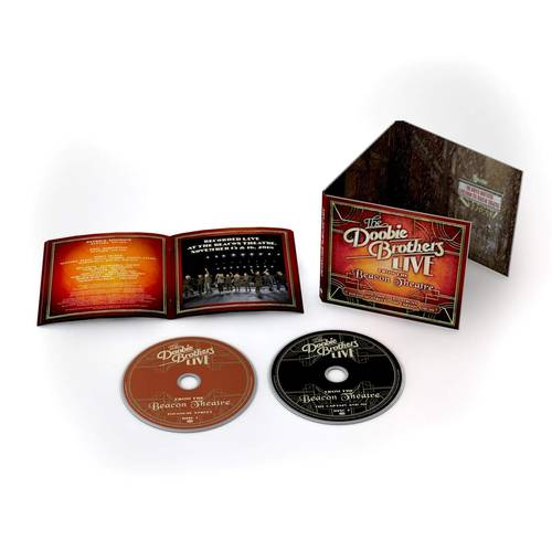 Live From The Beacon Theatre [2CD]
