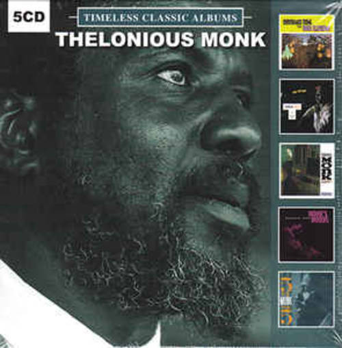 Thelonious Monk - Timeless Classic Albums