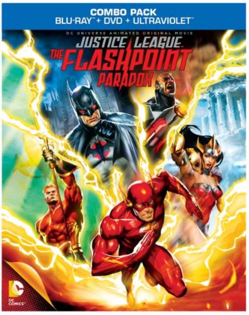 Dcu: Justice League - The Flashpoint Paradox (2pc)
