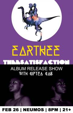 Enter To Win Tickets To THEESatisfaction's Record Release Show!