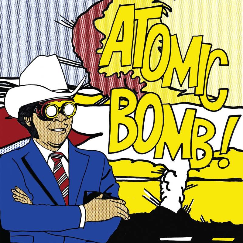 Atomic Bomb Band The Atomic Bomb Band (Performing the Music of William Onyeabor)