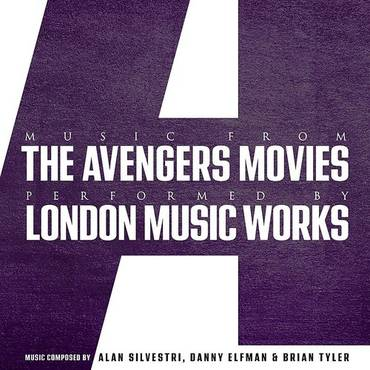 Music From The Avengers Movies (Uk)