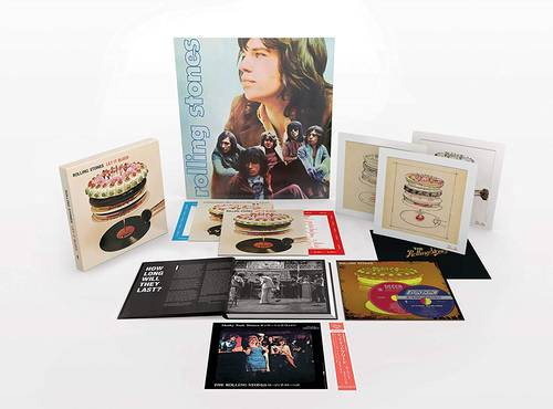 Let It Bleed: 50th Anniversary Edition [Import Deluxe]