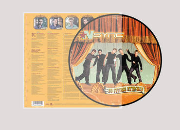 No Strings Attached (20th Anniversary Edition) [Picture Disc LP]