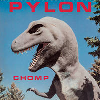 Pylon - Chomp [Indie Exclusive Limited Edition Opaque Red LP]