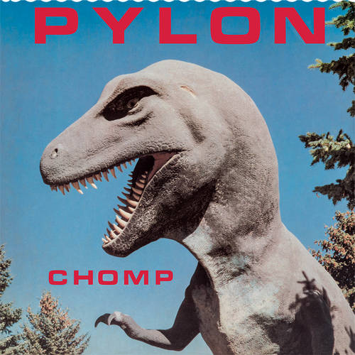 Chomp [Indie Exclusive Limited Edition Opaque Red LP]