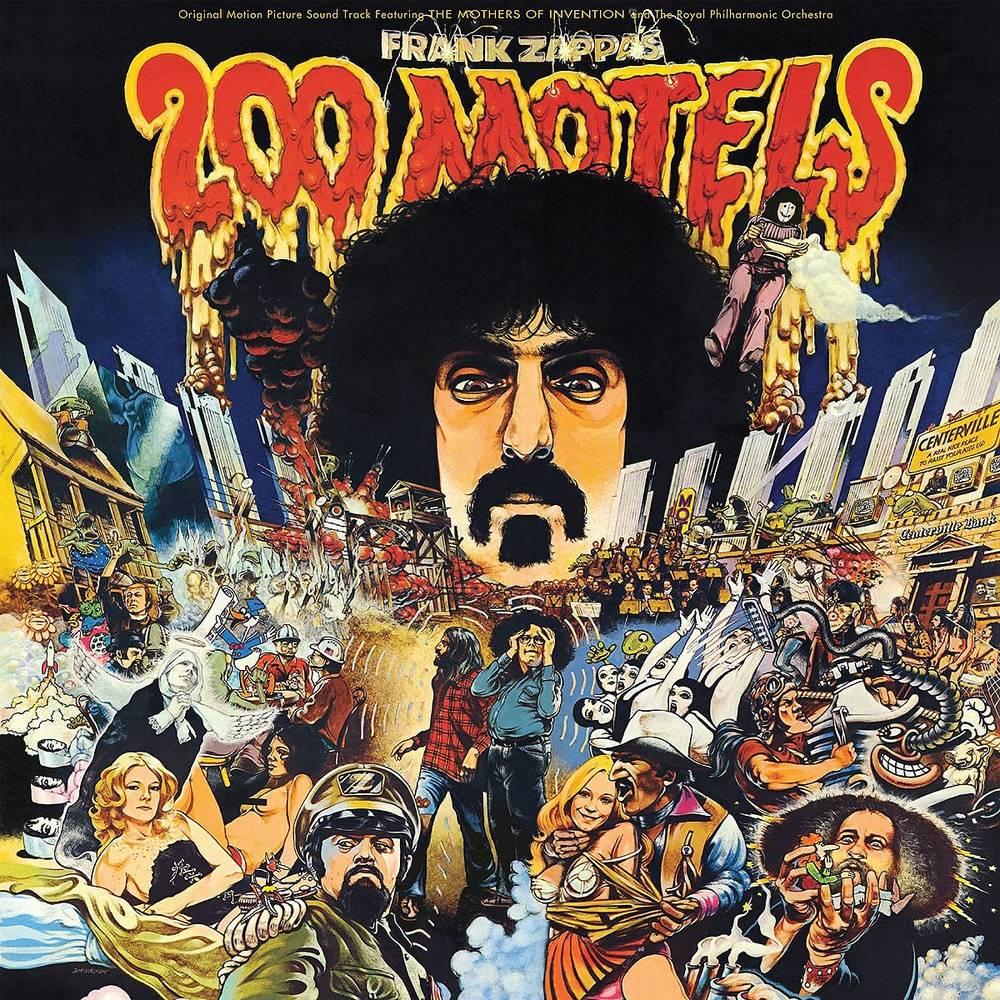 Frank Zappa - 200 Motels: 50th Anniversary [2CD]
