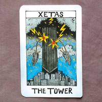 Xetas - The Tower