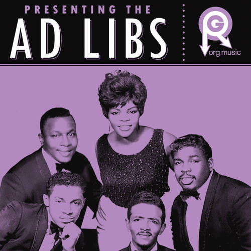 Presenting… The Ad Libs