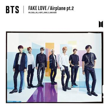 Bird/Fake Love/Airplane Pt.2 (Version A) [Import]