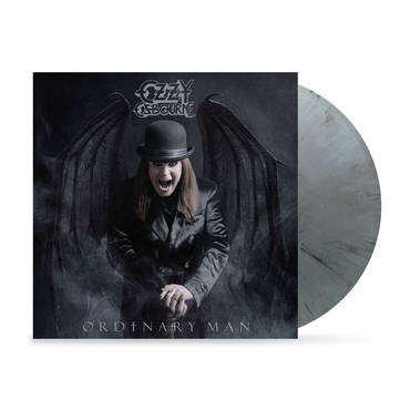 Ordinary Man [Limited Edition Silver Smoke LP]