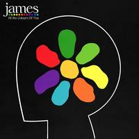 James - All The Colours Of You [Indie Exclusive Limited Edition Purple/Black & Red/Black 2LP]