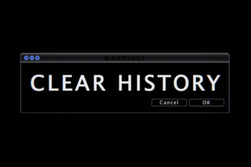 Clear History [Movie]