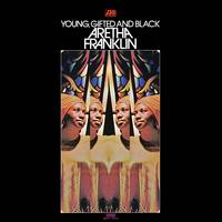 Aretha Franklin - Young, Gifted And Black [Burnt Orange LP]