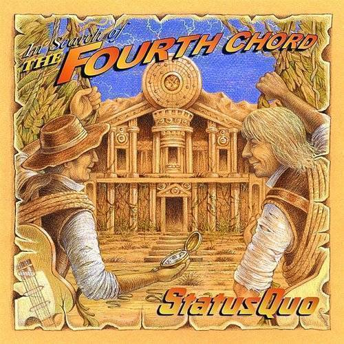 In Search Of The Fourth Chord [Import LP]