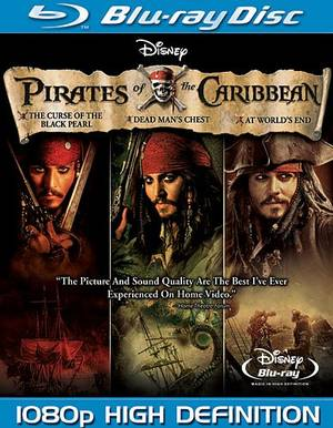 Pirates of the Caribbean: Trilogy