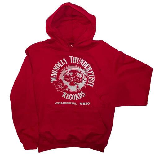 Magnolia Thunderpussy - Red Hoodie (S)