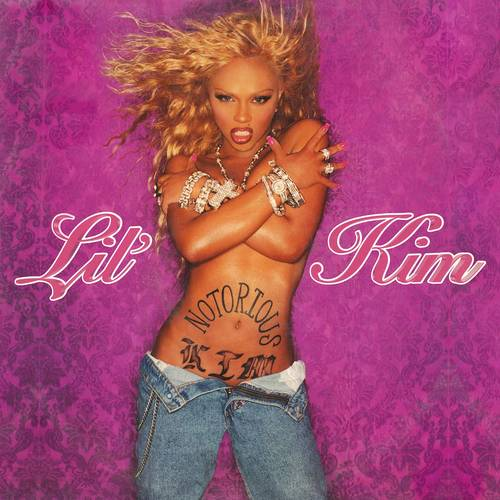 Lil' Kim - The Notorious K.I.M. [Pink/Black Mix 2LP]