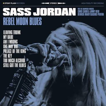 Rebel Moon Blues [LP]