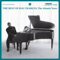 Ray Charles - The Best Of Ray Charles: The Atlantic Years [Blue 2LP]
