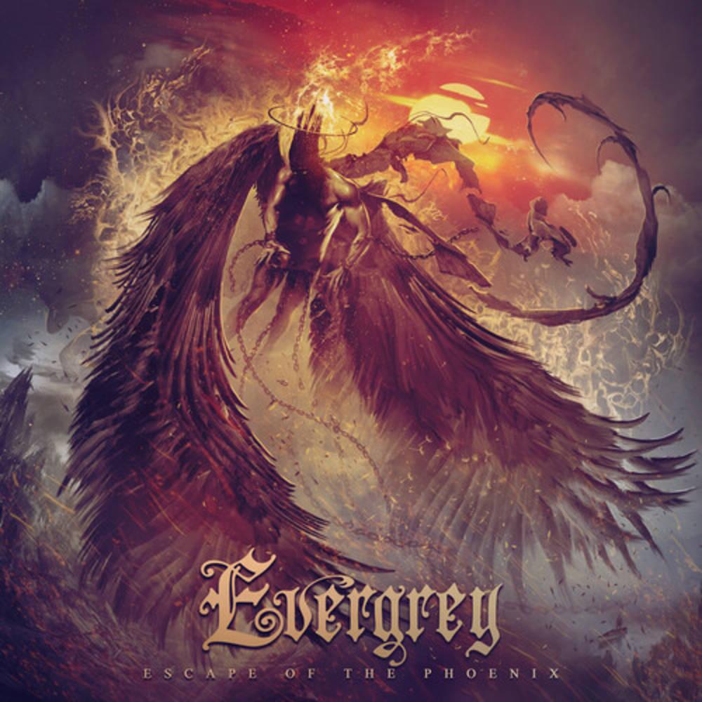 Evergrey - Escape Of The Phoenix [Artbook 2LP + 7in]