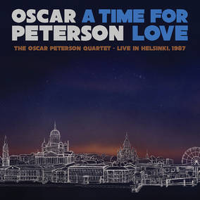 A Time For Love- The Oscar Peterson Quartet-Live In Helsinki, 1987