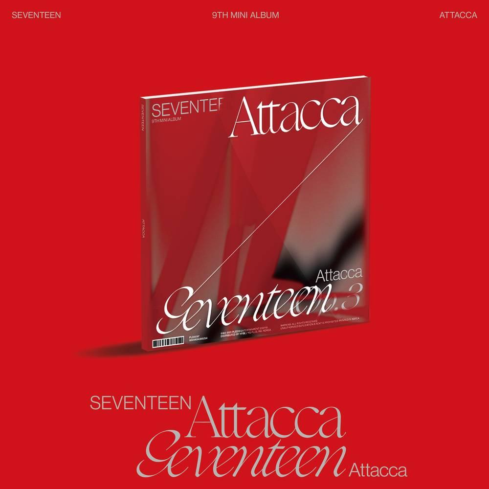 Seventeen - SEVENTEEN 9th Mini Album 'Attacca' [Op.3]
