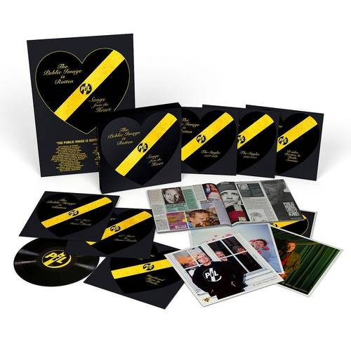 The Public Image Is Rotten (Songs From The Heart) [LP Box Set]