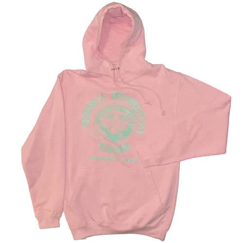 Magnolia Thunderpussy - Pink Hoodie (S)