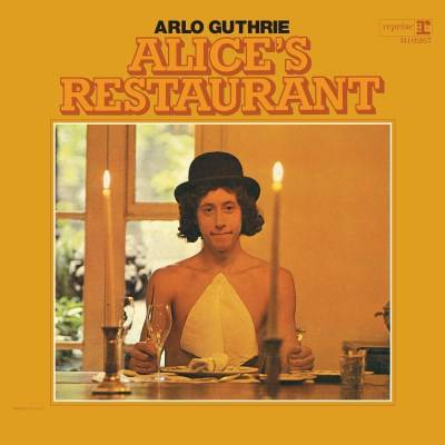 Arlo Guthrie - Alice's Restaurant [LP Summer Of Love Exclusive]