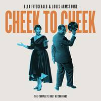 Ella Fitzgerald & Louis Armstrong - Cheek To Cheek : The Complete Duet Recordings [4CD]
