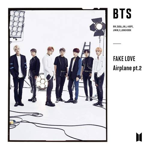 FAKE LOVE / Airplane pt.2 [Making Of Documentary][CD/DVD]