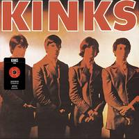 The Kinks - Kinks [Limited Edition Red LP]