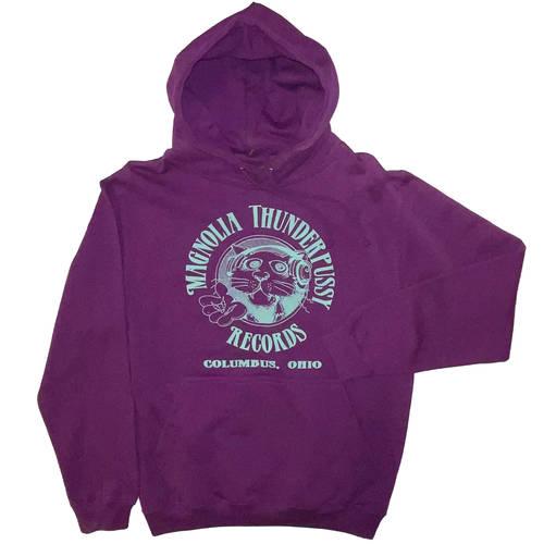 Magnolia Thunderpussy - Purple Hoodie (S)