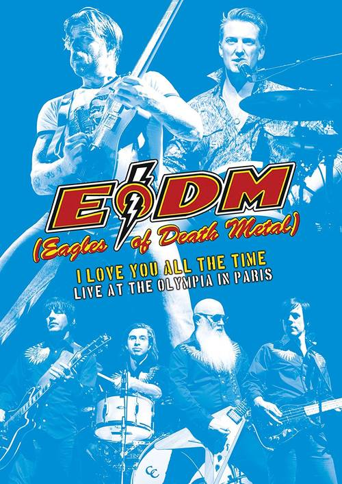 I Love You All The Time: Live At The Olympia In Paris [DVD]