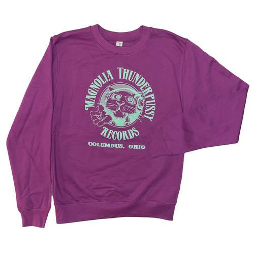 Magnolia Thunderpussy - Purple Crewneck (S)