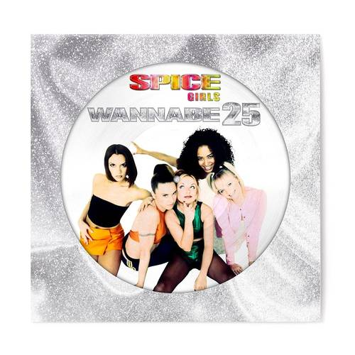 Spice Girls - Wannabe 25 [Picture Disc]