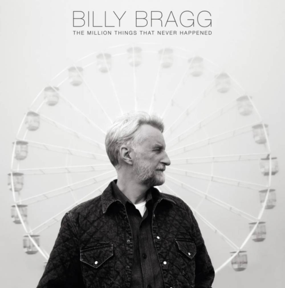Billy Bragg - The Million Things That Never Happened [Indie Exclusive Limited Edition Translucent Blue LP]