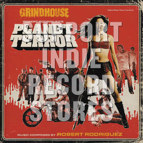 Planet Terror Original Soundtrack