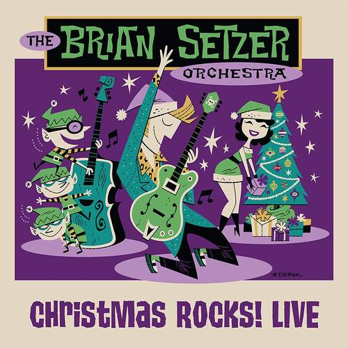 Christmas Rocks! LIVE [Blu-ray]
